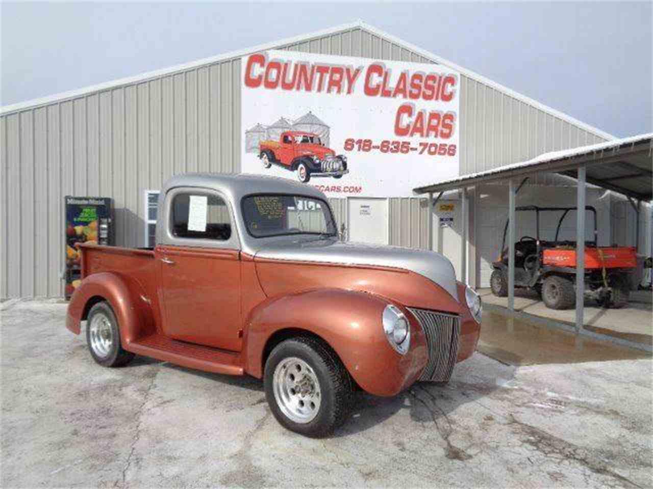 1939 Ford Street Rod for Sale | ClassicCars.com | CC-1065079