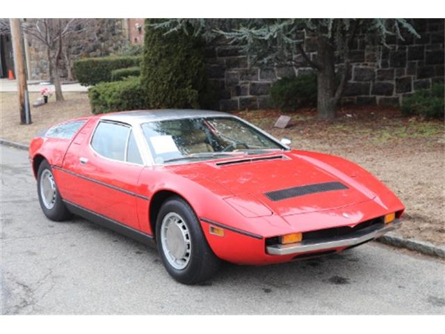 Picture of 1974 Maserati Bora located in New York - $129,500.00 Offered by  - MTTR