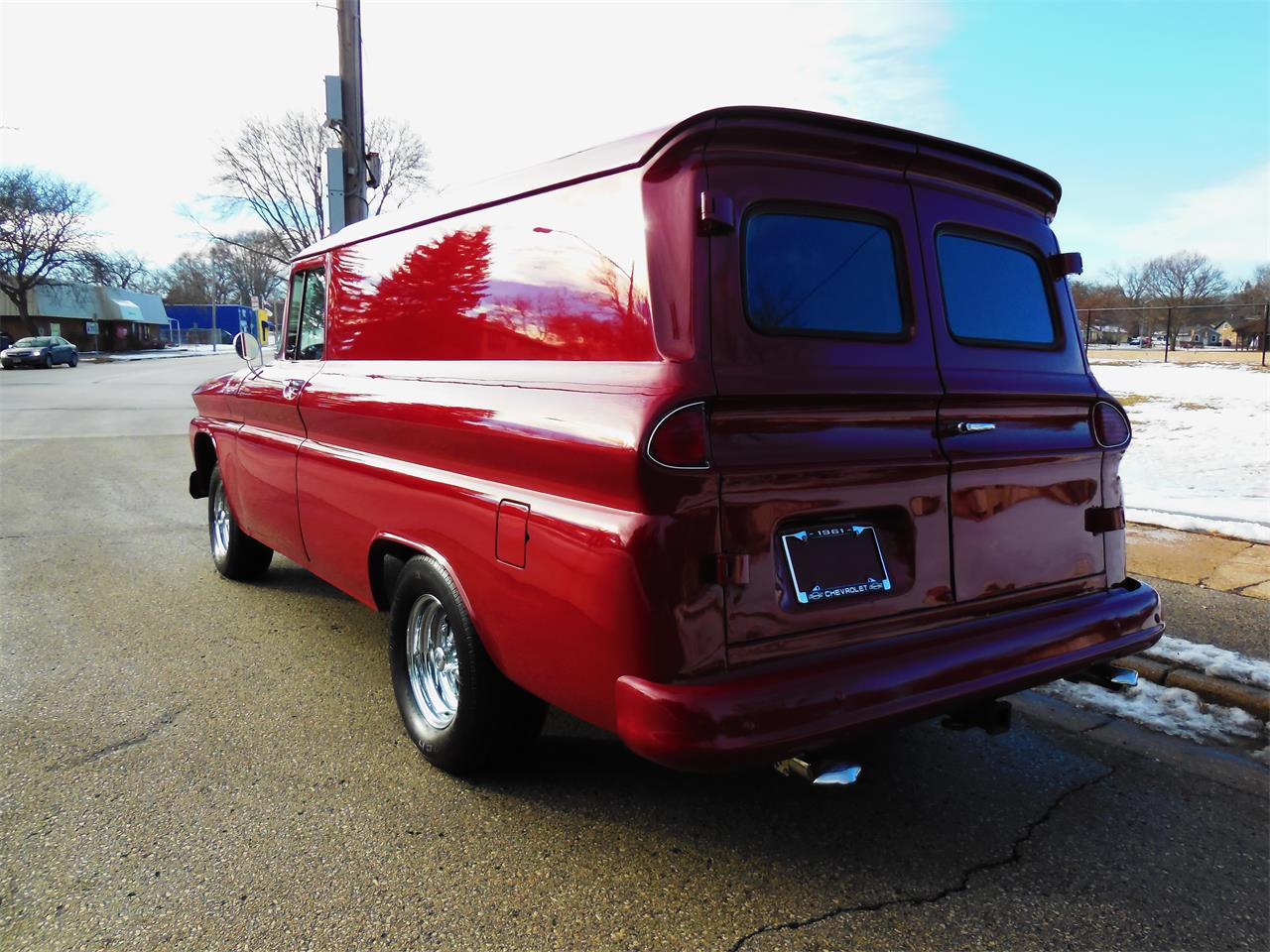 Large Picture of '61 Suburban - MTUL