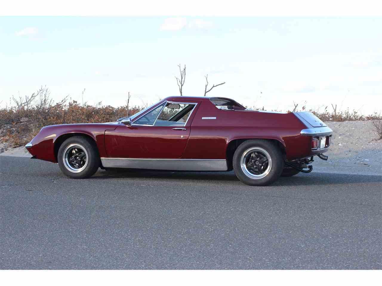 1973 Lotus Europa for Sale | ClassicCars.com | CC-1065126