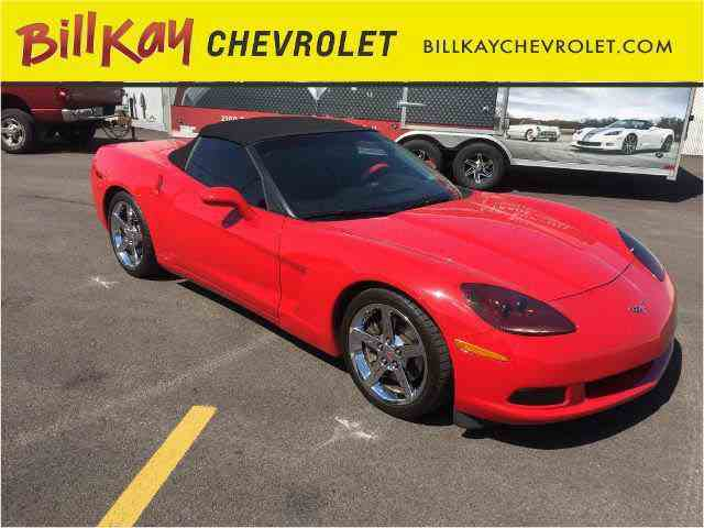 Picture of '06 Corvette - MTWV
