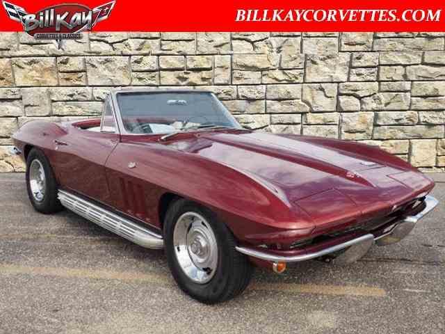 Picture of '66 Corvette - MTXZ