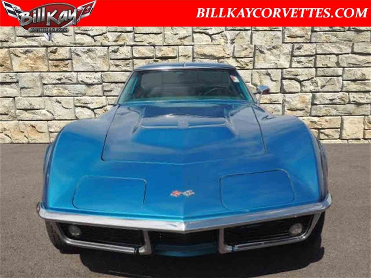 Large Picture of '69 Corvette - $27,980.00 Offered by Bill Kay Corvettes and Classics - MTY0