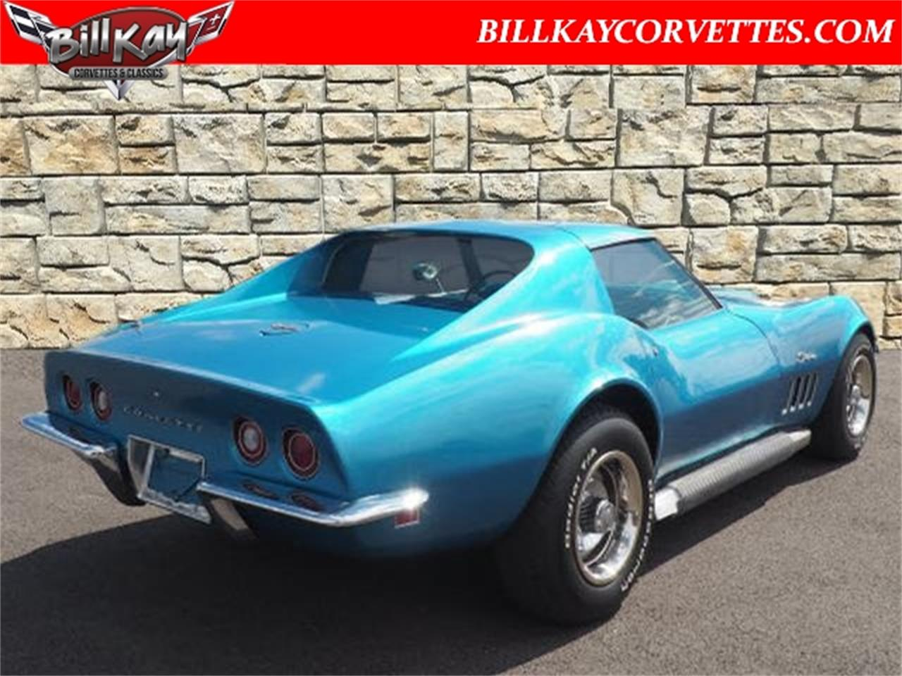 Large Picture of Classic 1969 Chevrolet Corvette located in Illinois - $27,980.00 Offered by Bill Kay Corvettes and Classics - MTY0