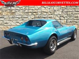 Picture of 1969 Chevrolet Corvette located in Illinois - $27,980.00 Offered by Bill Kay Corvettes and Classics - MTY0
