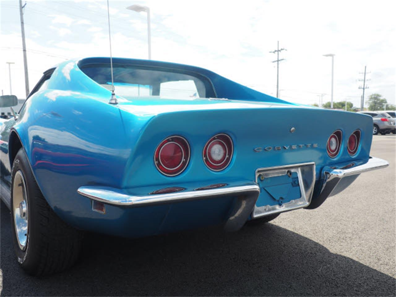 Large Picture of 1969 Chevrolet Corvette - MTY0