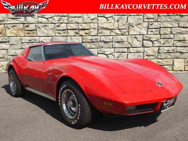 Picture of '73 Corvette - MTY1