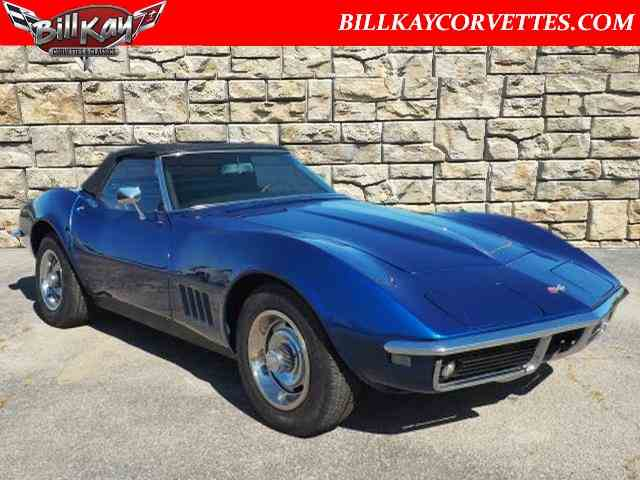 Picture of '68 Corvette located in Downers Grove Illinois Offered by  - MTY3