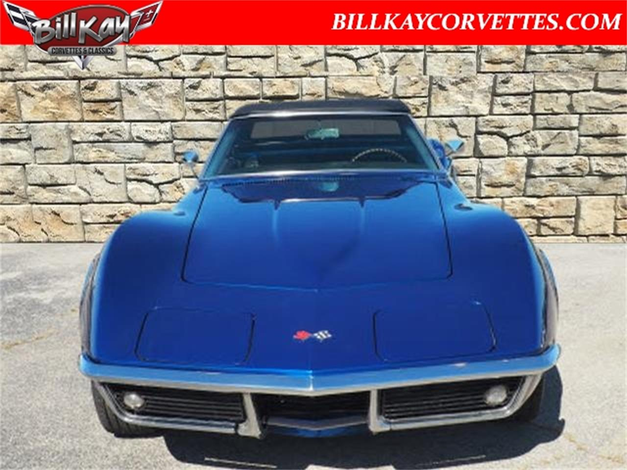 Large Picture of 1968 Chevrolet Corvette located in Downers Grove Illinois - $38,980.00 Offered by Bill Kay Corvettes and Classics - MTY3
