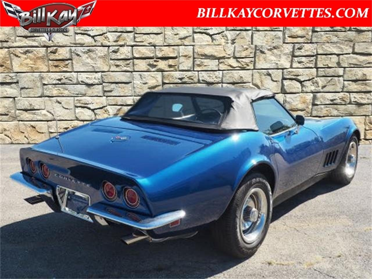 Large Picture of '68 Chevrolet Corvette located in Downers Grove Illinois - MTY3