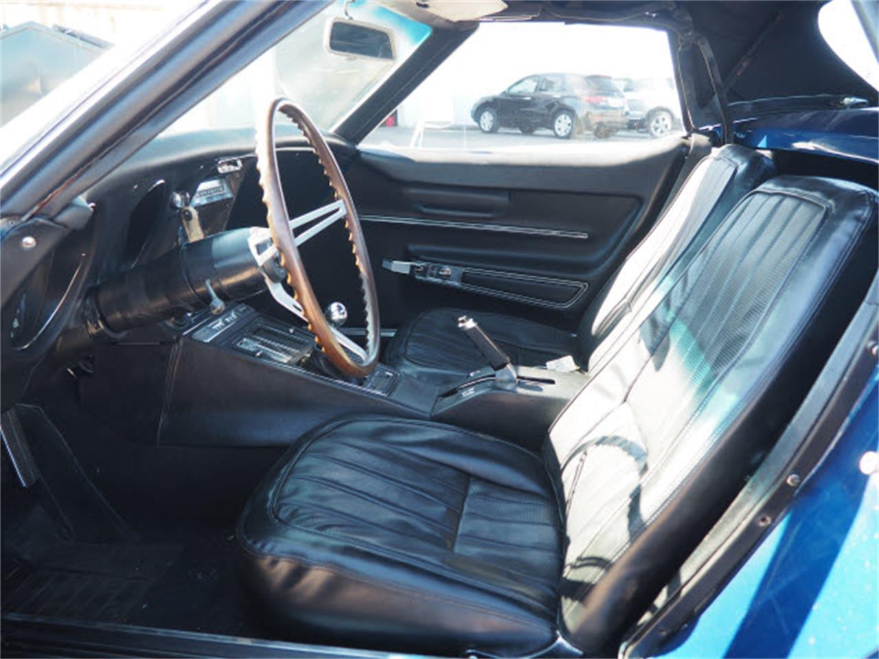 Large Picture of Classic 1968 Chevrolet Corvette located in Downers Grove Illinois - $38,980.00 - MTY3