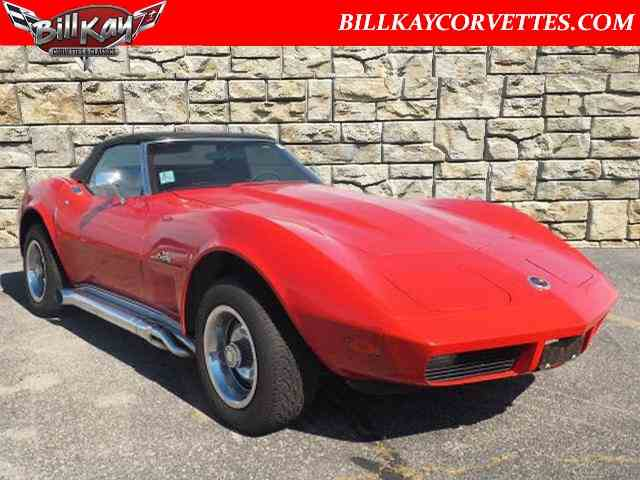 Picture of 1974 Chevrolet Corvette - MTY8