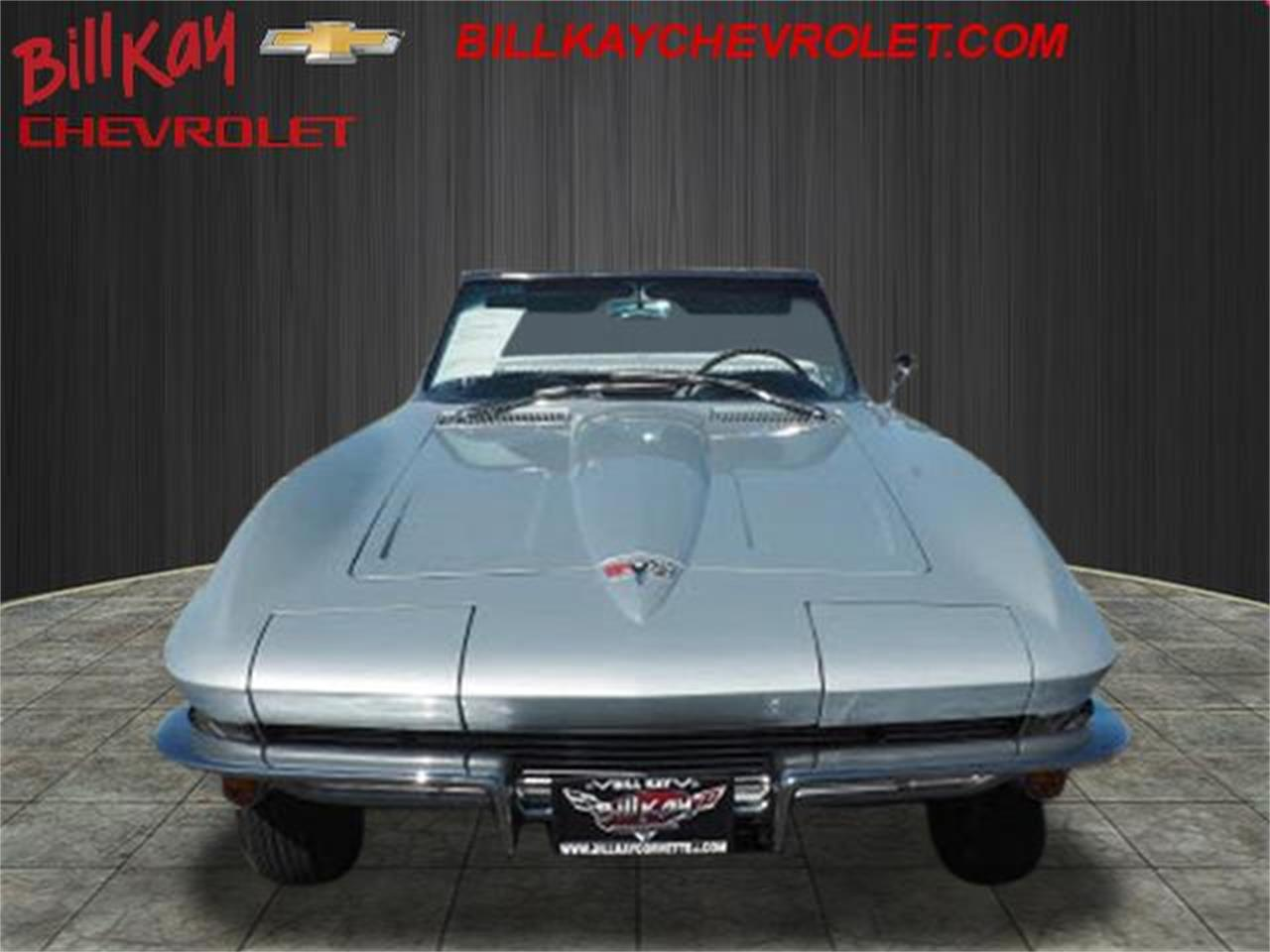 Large Picture of '64 Corvette - MTYJ