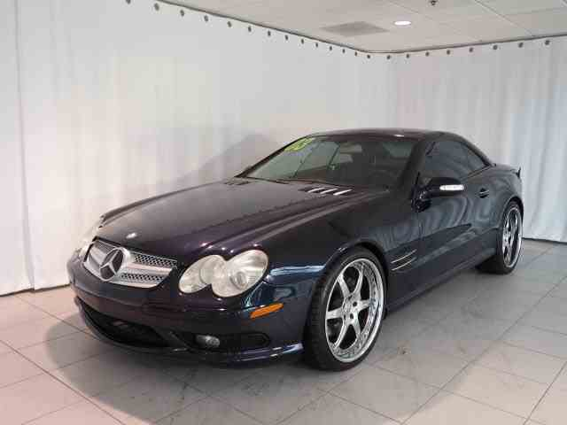 Picture of 2003 SL-Class located in Illinois Offered by Bill Kay Corvettes and Classics - MTYK