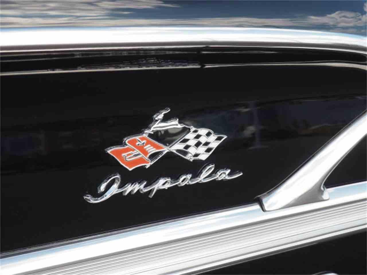 1958 chevrolet impala for sale classiccars cc 1065266 large picture of 58 impala mtyq buycottarizona Images