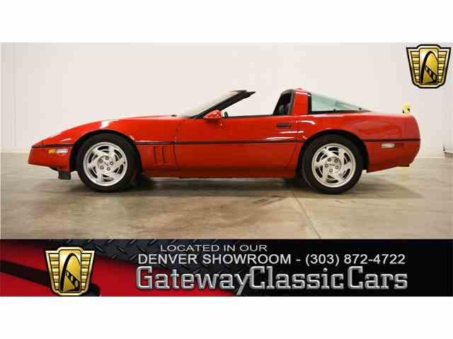 Picture of '90 Corvette - MQB3