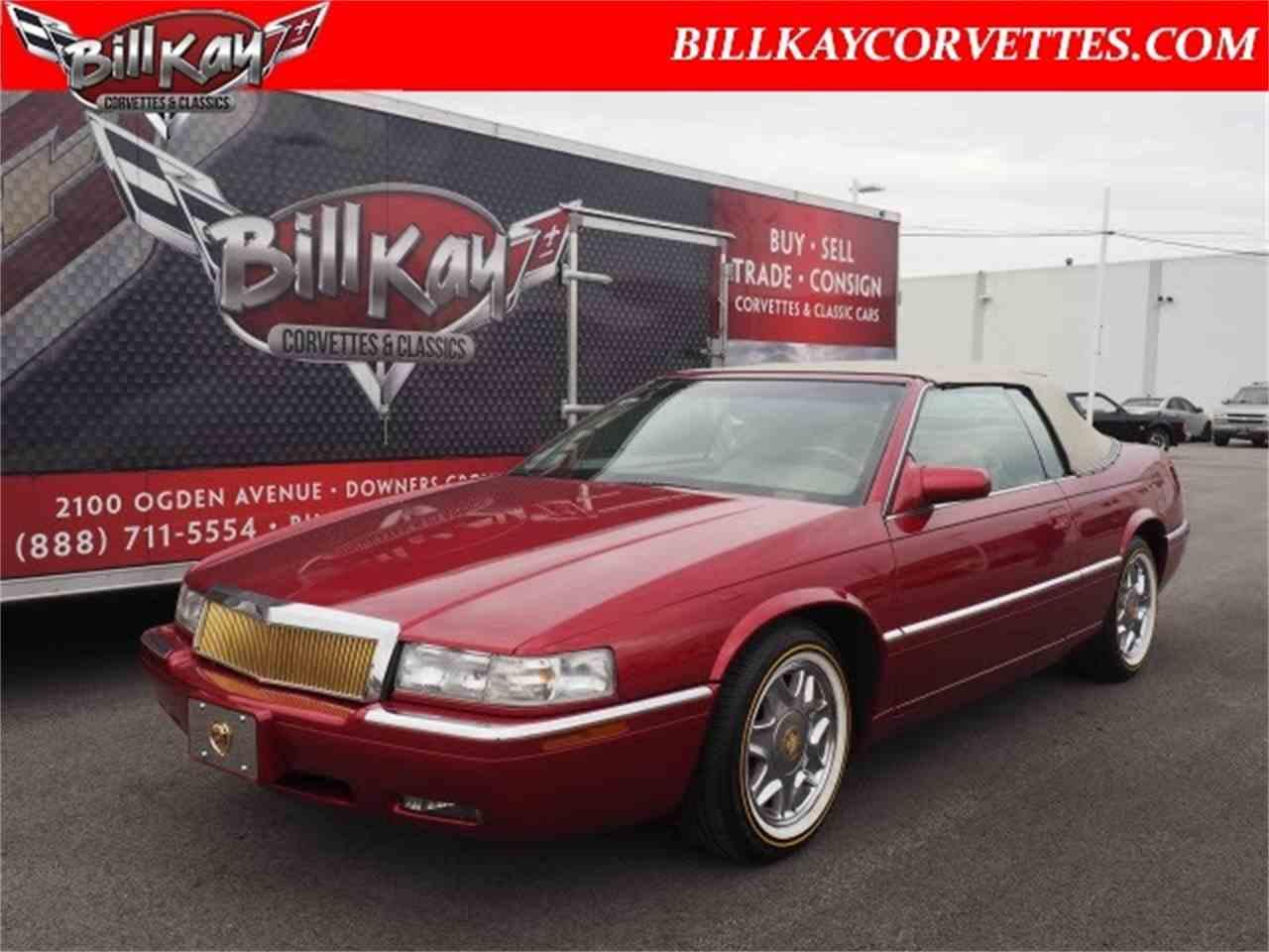 2000 Cadillac Eldorado for Sale | ClicCars.com | CC-1065273