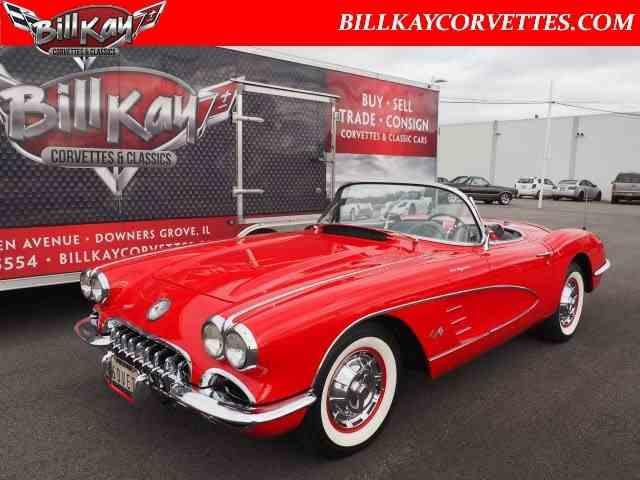 Picture of '60 Corvette - MTZ0