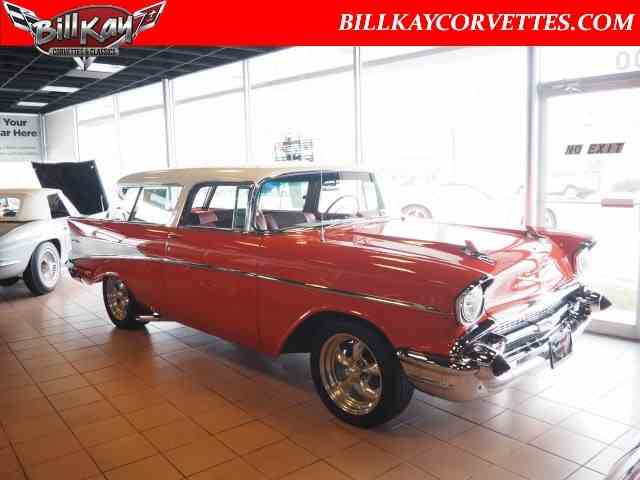 Picture of '57 Bel Air Nomad Offered by Bill Kay Corvettes and Classics - MTZ4