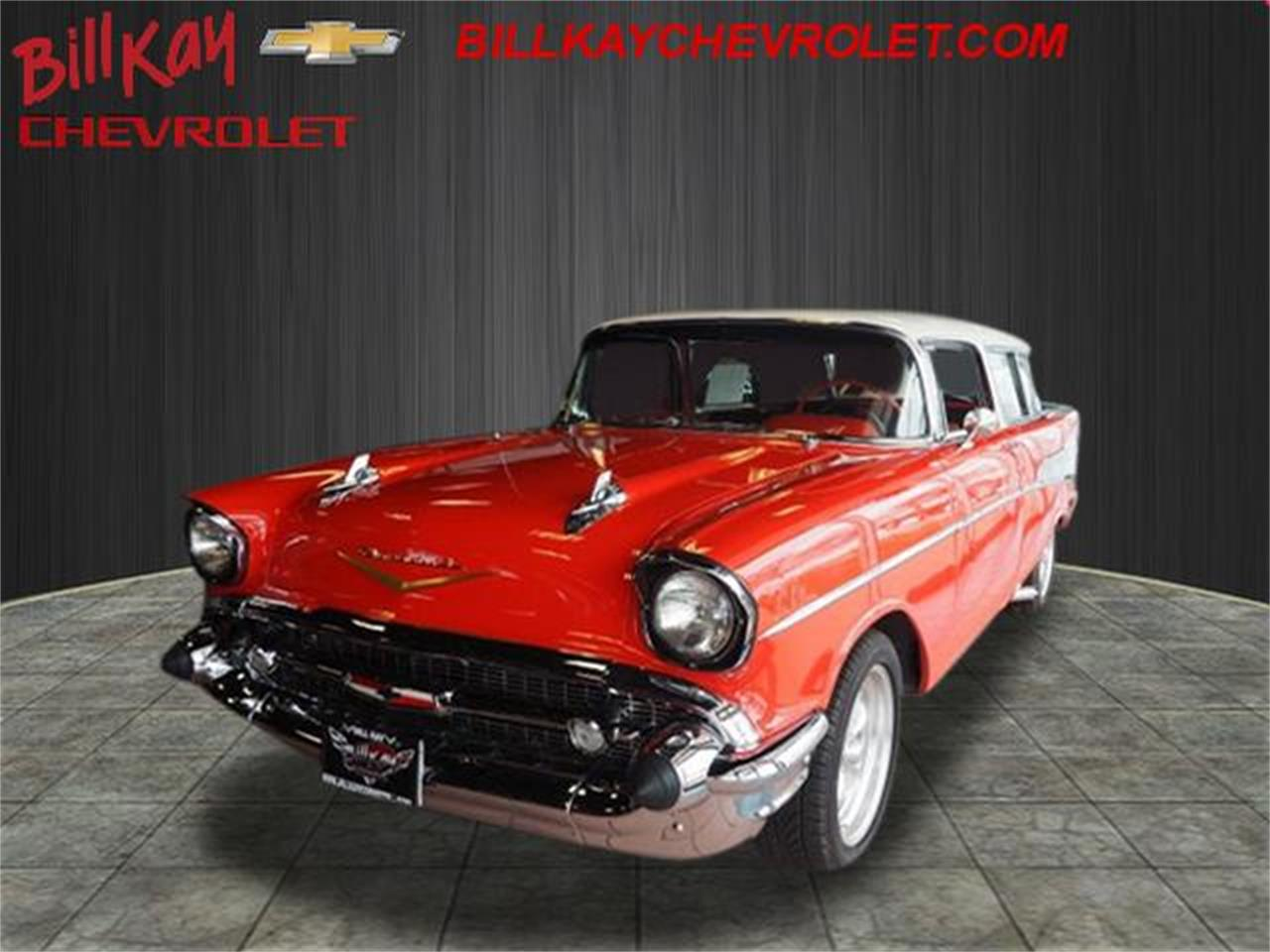 Large Picture of '57 Bel Air Nomad - MTZ4
