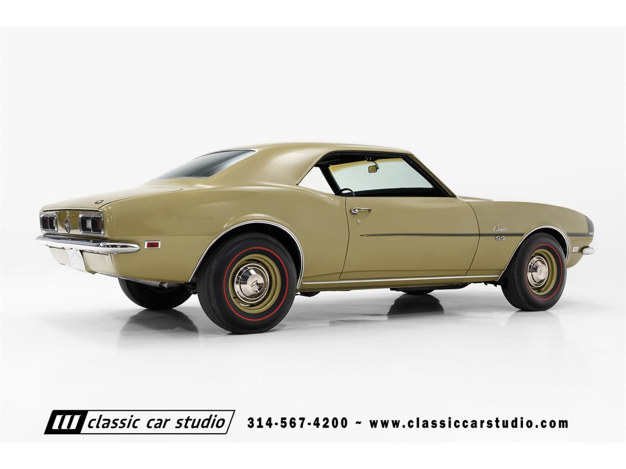 Large Picture of '68 Camaro SS - MTZE