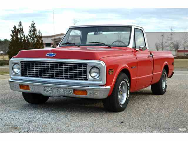 Picture of '70 C10 - MTZH
