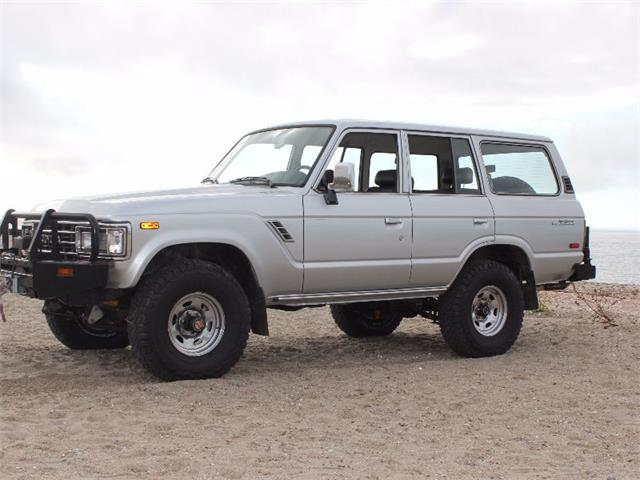 Picture of '88 Land Cruiser FJ - MTZR