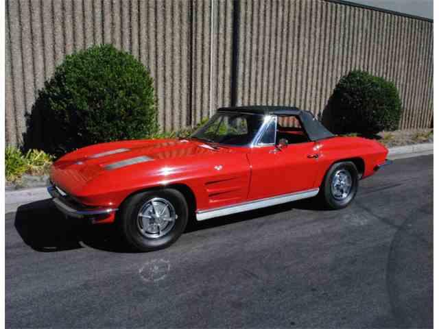 Picture of '63 Corvette - MTZS