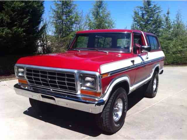 Picture of '78 Bronco - MTZY