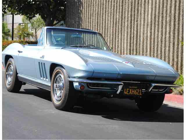 Picture of '66 Corvette - MU03