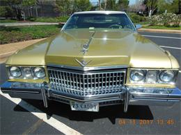 Picture of 1973 Cadillac Coupe DeVille located in Williamsburg Virginia - $16,990.00 - MU04