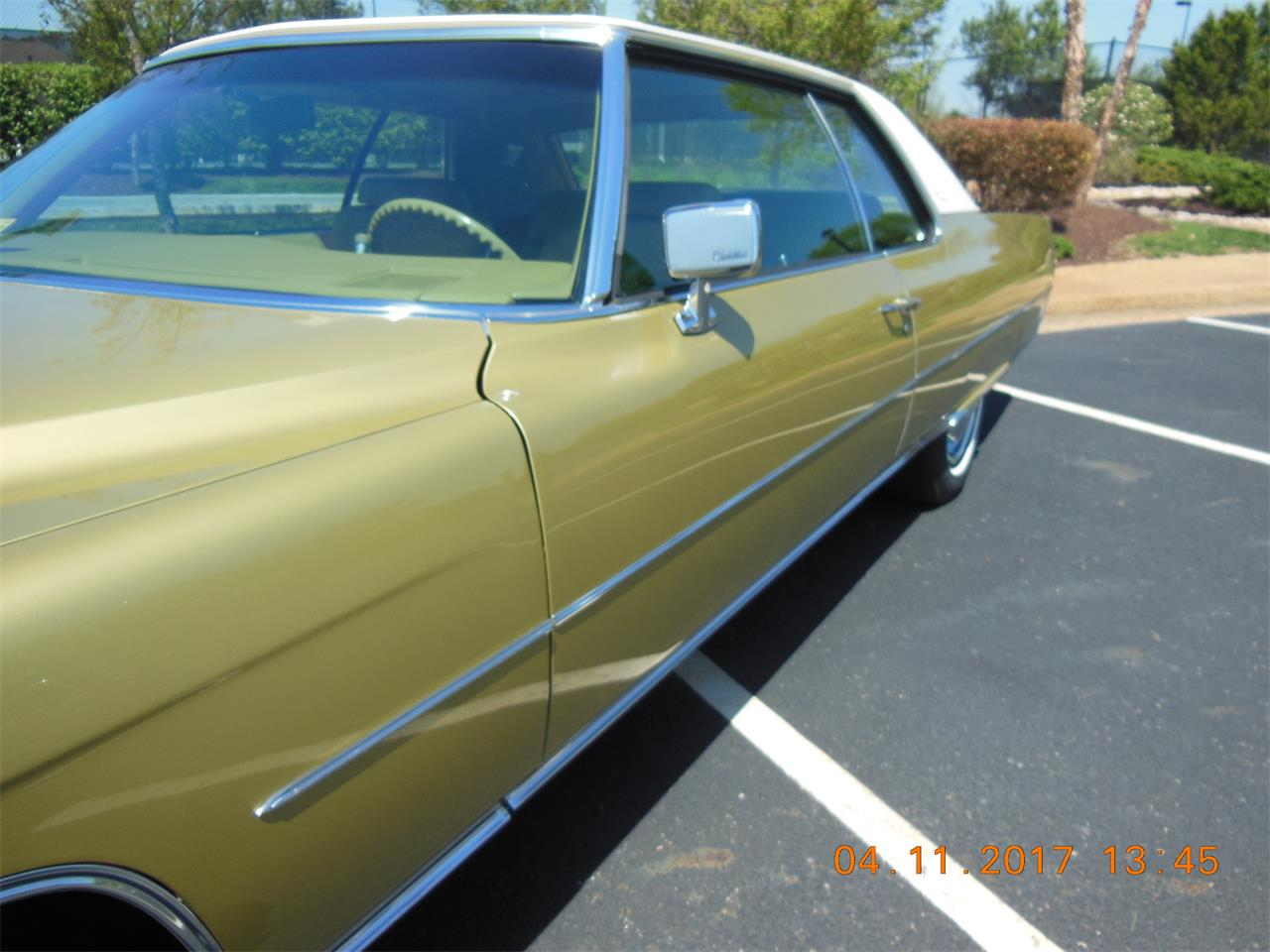 Large Picture of 1973 Cadillac Coupe DeVille located in Virginia Offered by a Private Seller - MU04