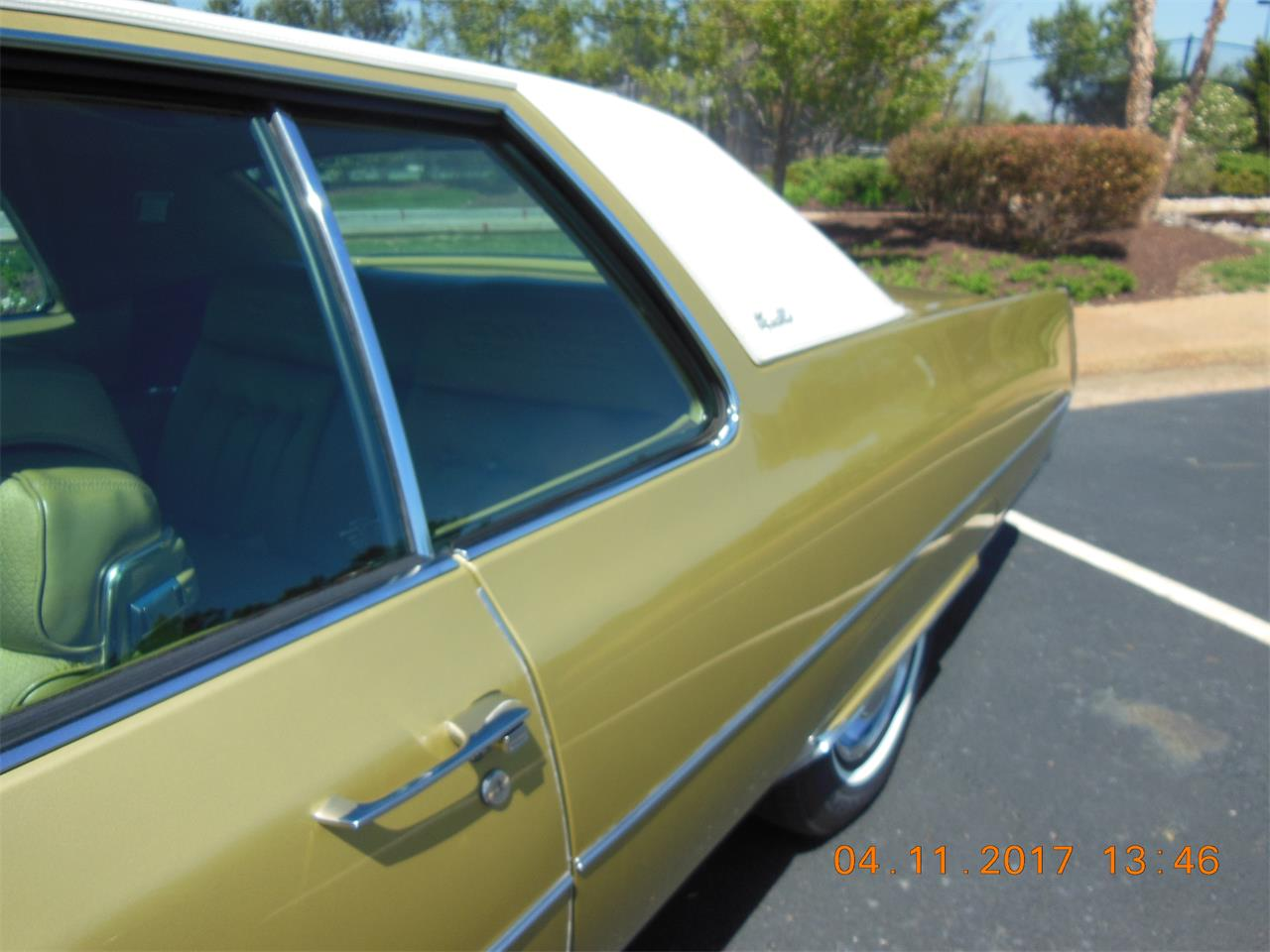 Large Picture of Classic '73 Coupe DeVille located in Williamsburg Virginia - $16,990.00 Offered by a Private Seller - MU04
