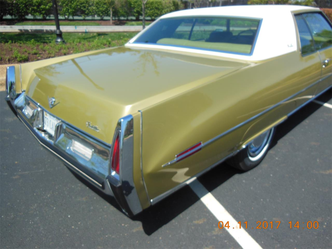 Large Picture of '73 Coupe DeVille located in Virginia - $16,990.00 - MU04