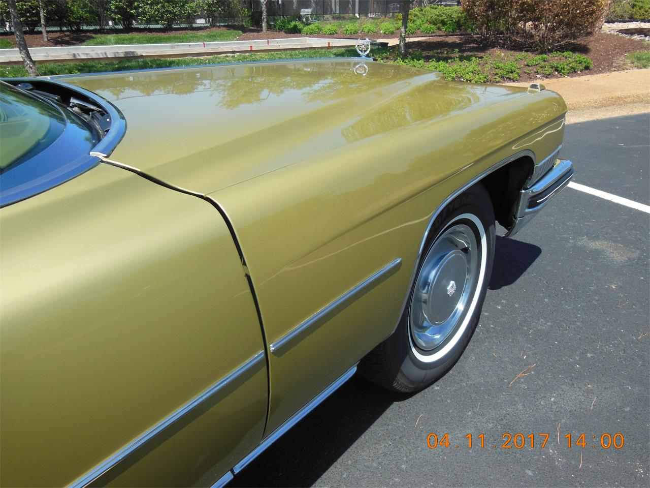 Large Picture of Classic 1973 Coupe DeVille - $16,990.00 - MU04