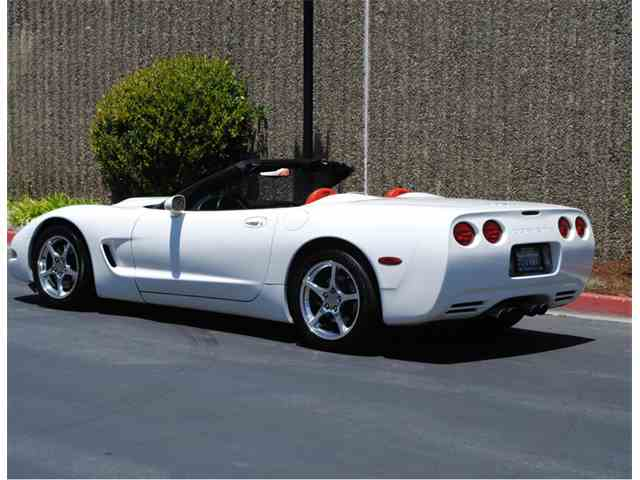 Picture of '03 Corvette - MU05