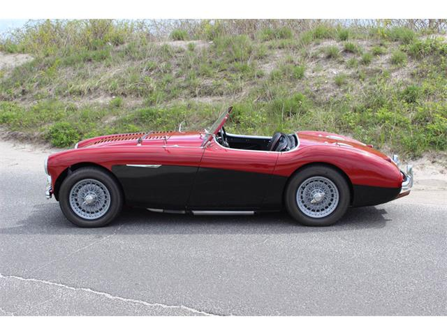 Picture of '56 Austin-Healey 100-4 BN2 - $98,000.00 Offered by  - MU0B
