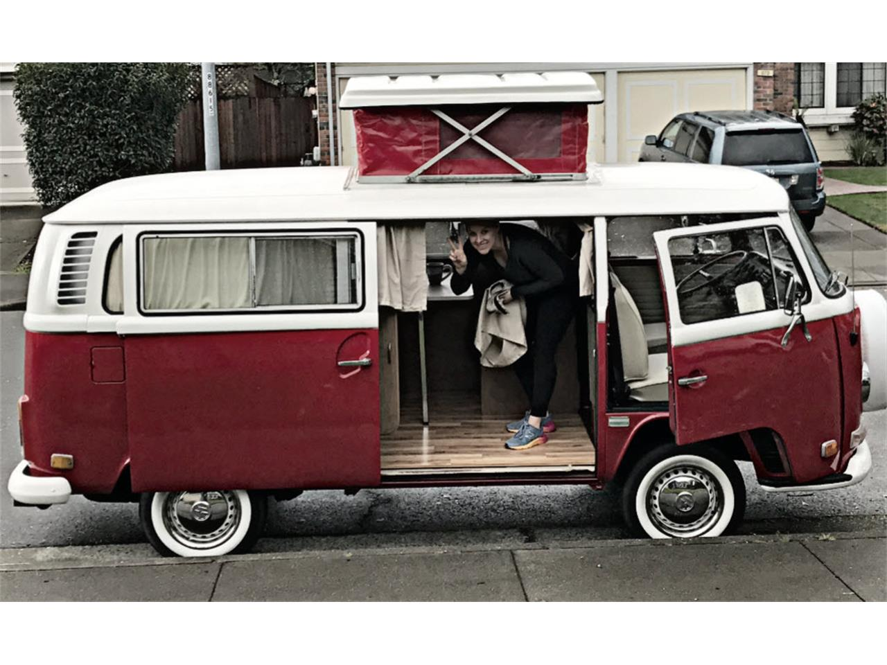 Large Picture of 1972 Volkswagen Bus Offered by a Private Seller - MU0C