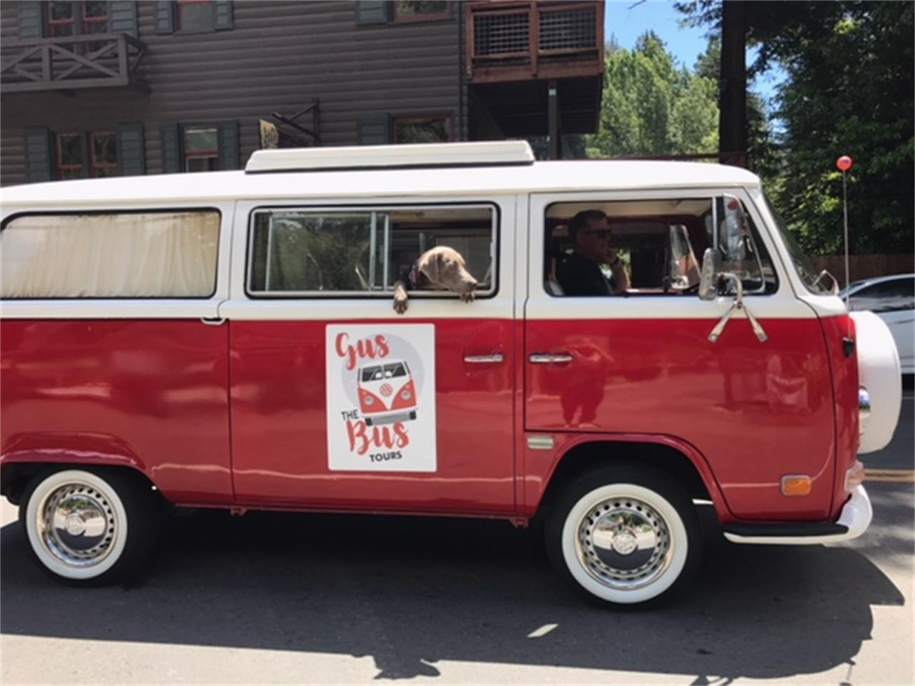 Large Picture of 1972 Volkswagen Bus located in California Offered by a Private Seller - MU0C