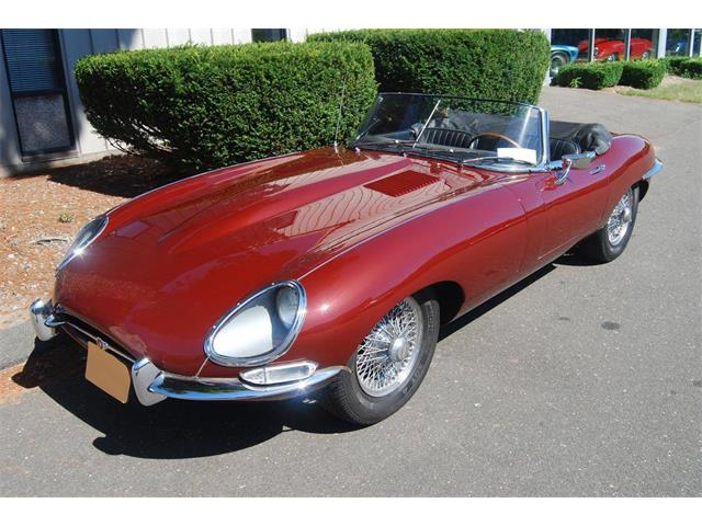 Picture of '65 E-Type - MU0M