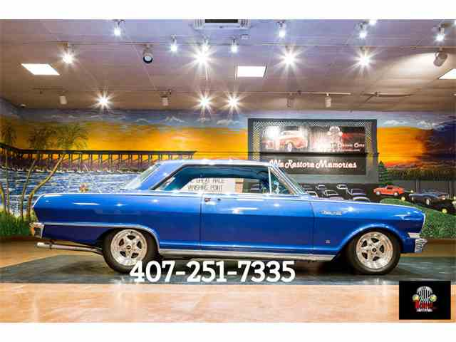 Picture of 1964 Chevrolet Chevy II located in Florida - MU15