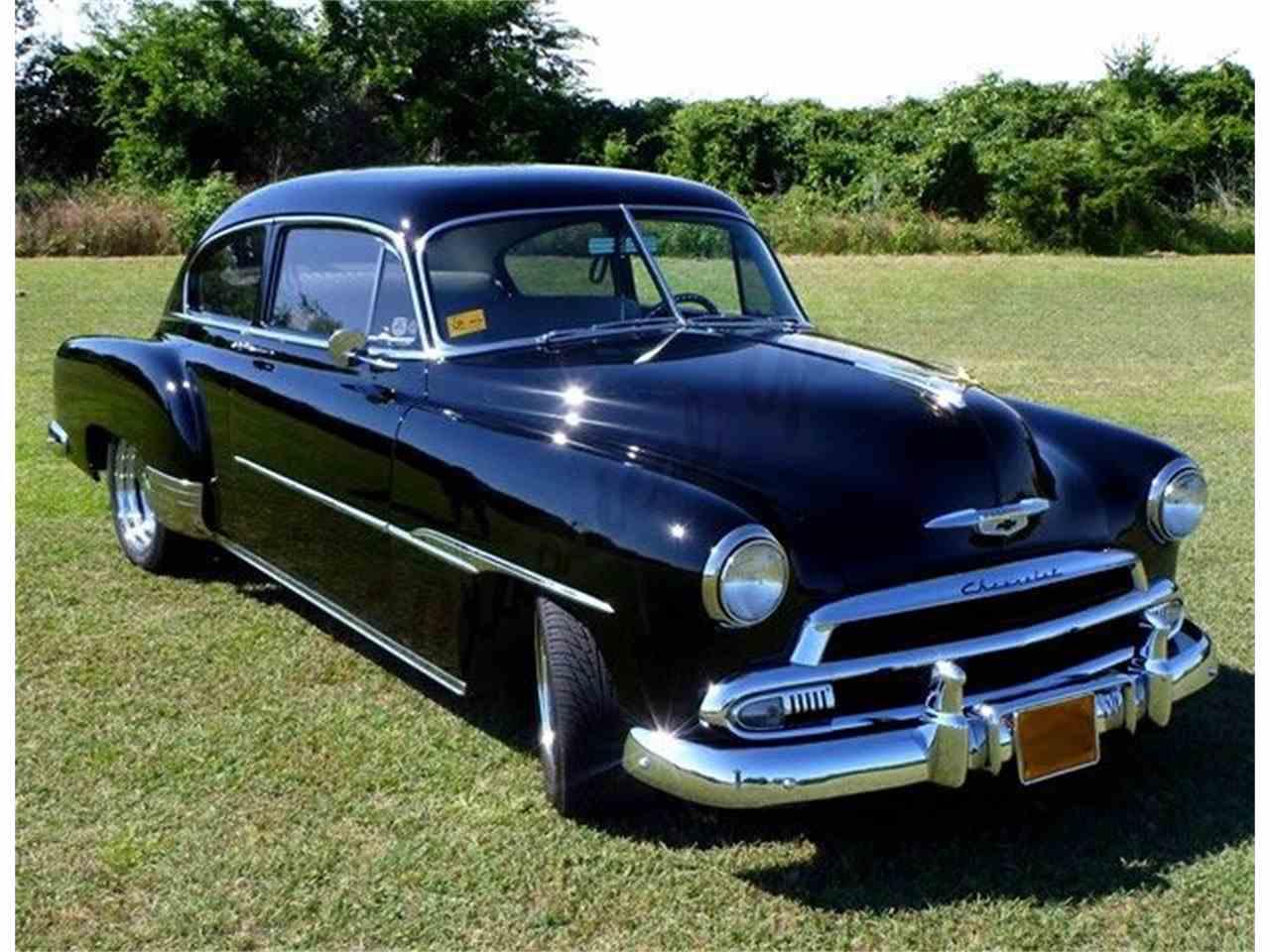 1951 Chevy Car Fleetline Wire Diagram Electrical Wiring Diagrams Belair Chevrolet 4 Door Sedan
