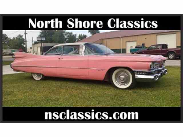 Picture of '59 Series 62 located in Palatine Illinois - $38,500.00 Offered by North Shore Classics - MU1A