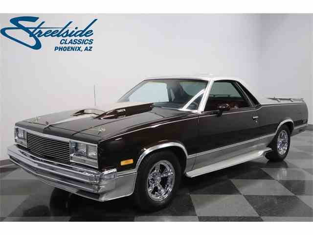 Picture of 1985 Chevrolet El Camino located in Arizona Offered by Streetside Classics - Phoenix - MU1C