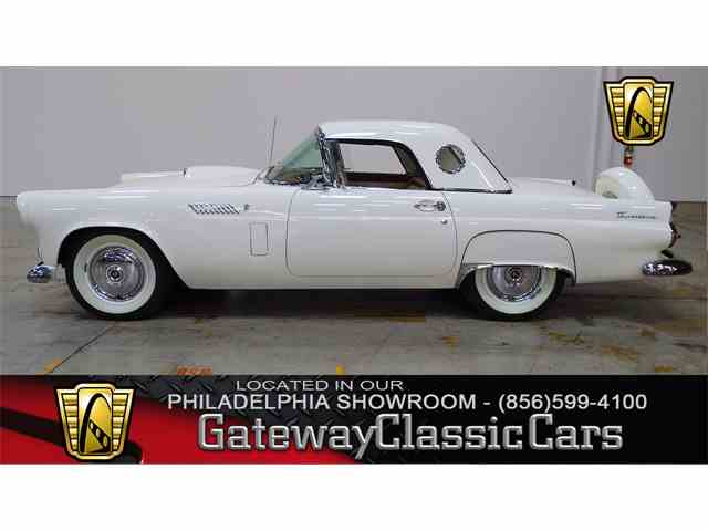 Picture of Classic 1956 Thunderbird located in New Jersey - MU1O