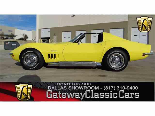 Picture of '69 Corvette - MU1U