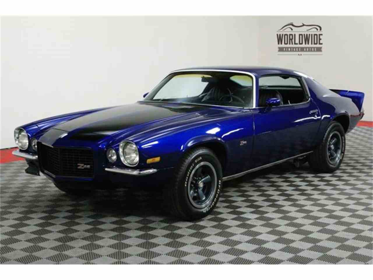 1973 Chevrolet Camaro For Sale Classiccars Com Cc 1065407