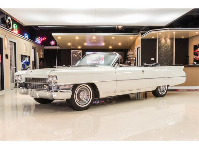 Picture of 1963 Cadillac Series 62 located in Michigan Offered by  - MU40