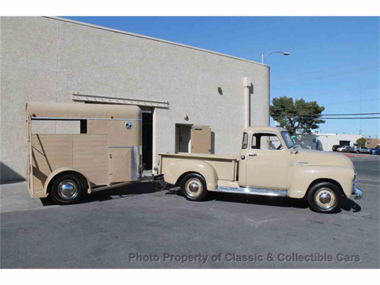 Large Picture of Classic 1950 Chevrolet 3100 Offered by Classic and Collectible Cars - MU48