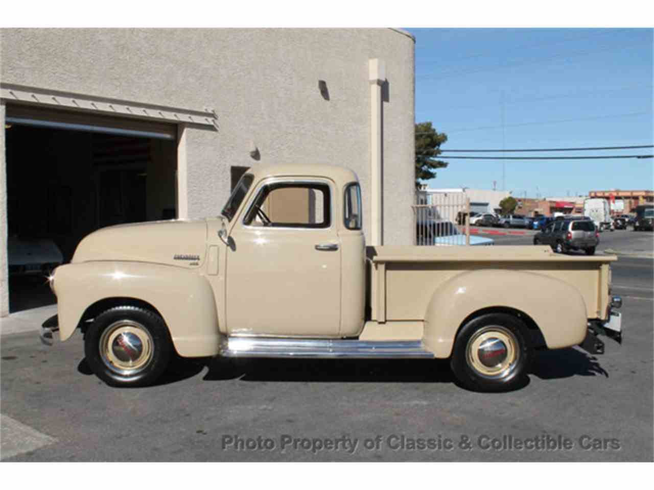 Large Picture of Classic '50 Chevrolet 3100 - $27,500.00 Offered by Classic and Collectible Cars - MU48